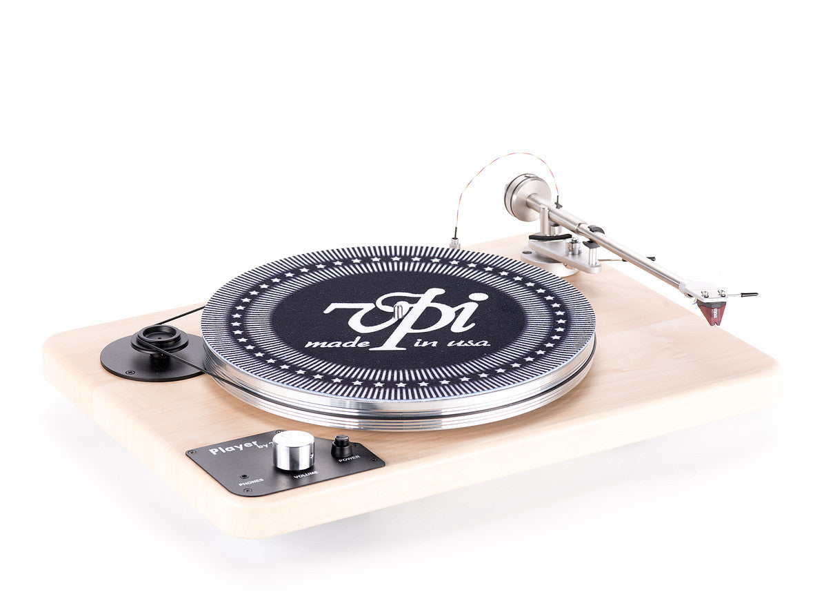 VPI Player Turntable maple