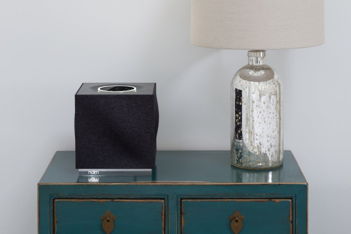 Naim Mu-so QB 2nd Generation Wireless powered speaker system with Bluetooth®