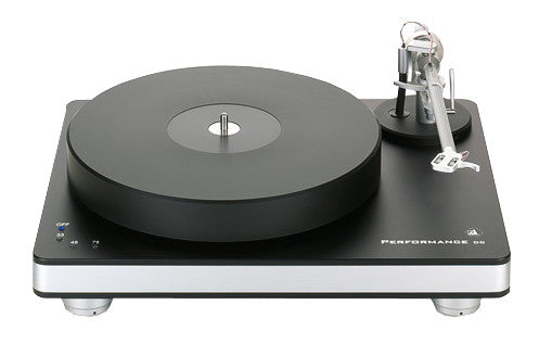 Clearaudio Performance DC Turntable with Verify Carbon Fiber Tonearm