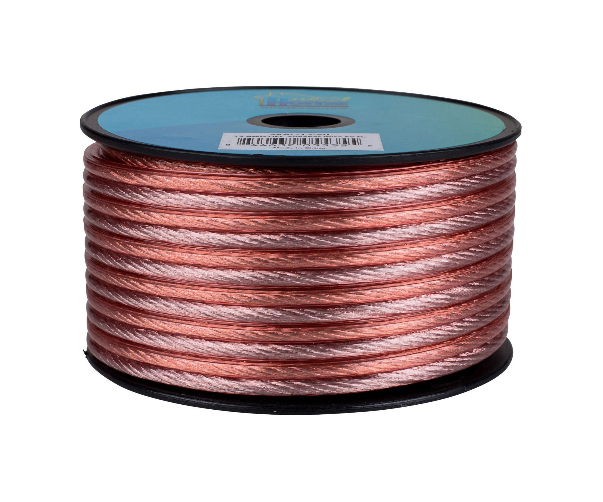 Speaker Cable - 12 AWG OFC Copper - 50 ft. ROLL