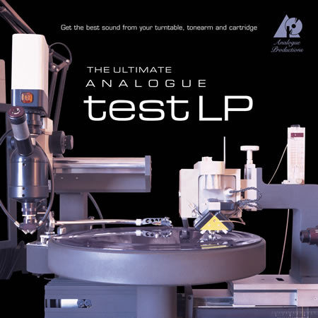 Analog Productions - Ultimate Analog Test LP