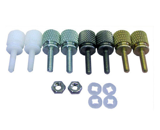 Soundsmith EZ Mount Phono Cartridge Screws - Set of 8