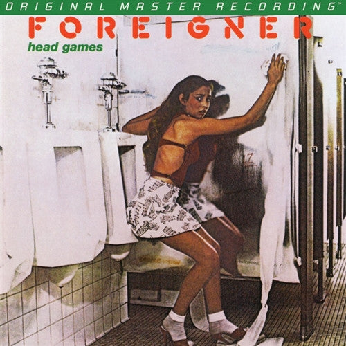 Foreigner - Head Games - 180G LP VINYL - MFSL