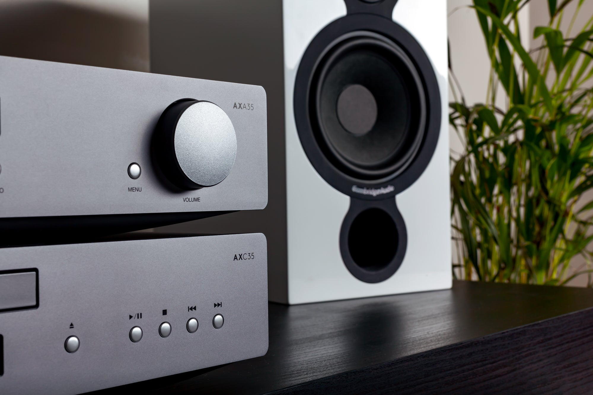 Cambridge Audio AXA35 Integrated Amplifier with Phono Stage