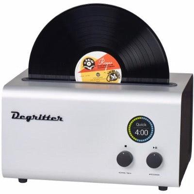 Degritter RCM Ultrasonic Record Cleaning Machine