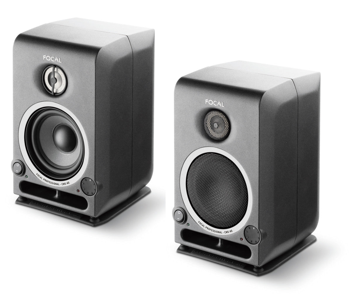 Focal CMS 40 Powered Reference Monitors