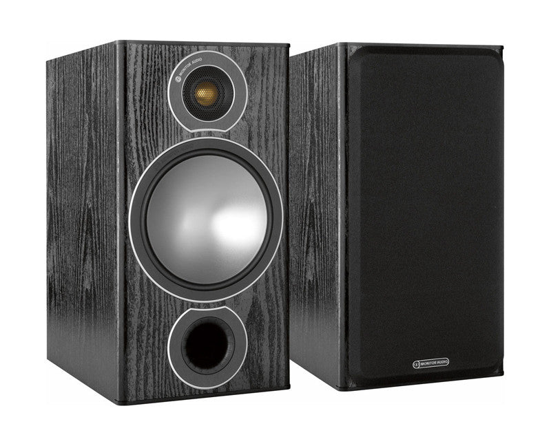 Monitor Audio Bronze 2 Bookshelf Loudspeakers - PAIR