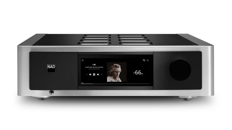 NAD M33 BluOS Streaming DAC Amplifier - PERFECT OPEN BOX