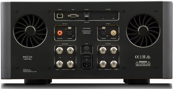 Michi S5 Stereo Amplifier by Rotel