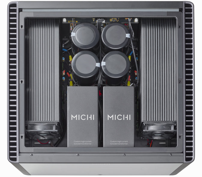 Michi M8 Monoblock Power Amplifier by Rotel