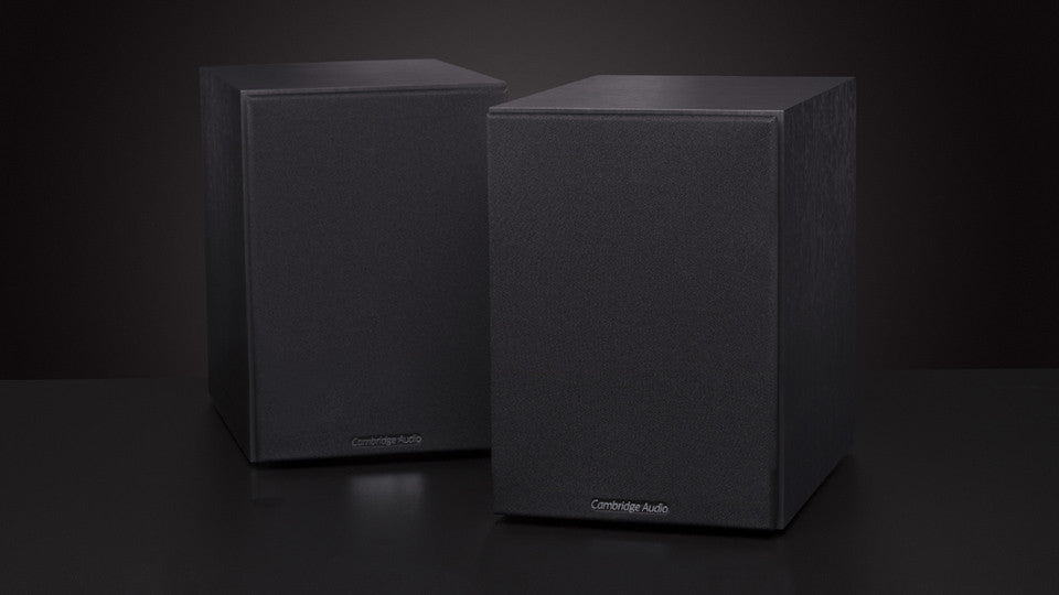 Cambridge Audio SX 50 Bookshelf Speakers