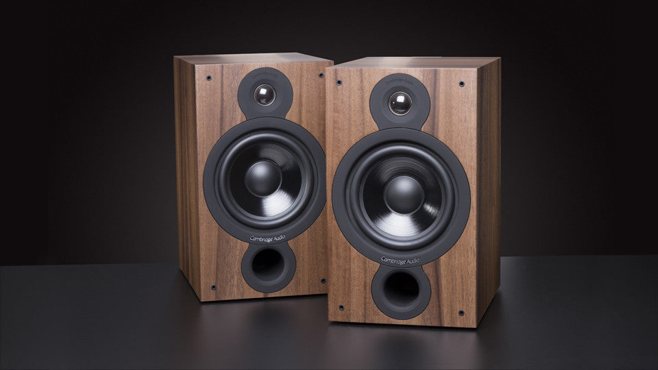 Cambridge Audio SX 60 Speakers - PAIR