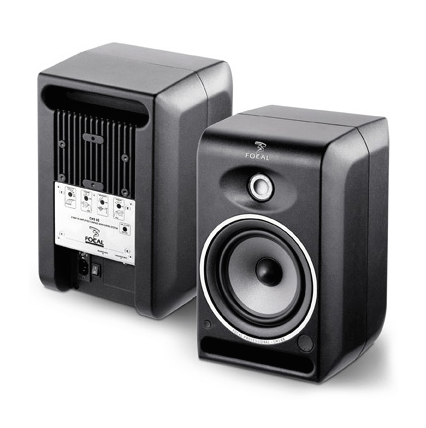 Focal CMS 65 Powered Reference Monitors - PAIR