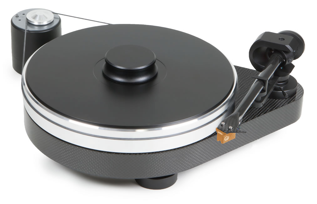 "Pro-Ject RPM 9 Carbon Turntable with 9"" Evo tonearm"