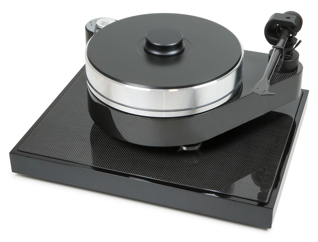 "Pro-Ject RPM 10 Carbon turntable with 10"" Evo tonearm"