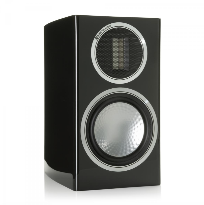 MONITOR AUDIO GOLD 50 BOOKSHELF LOUDSPEAKERS - PAIR