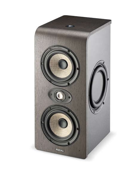 "Focal Shape Twin Dual 5"" Powered Studio Monitor"