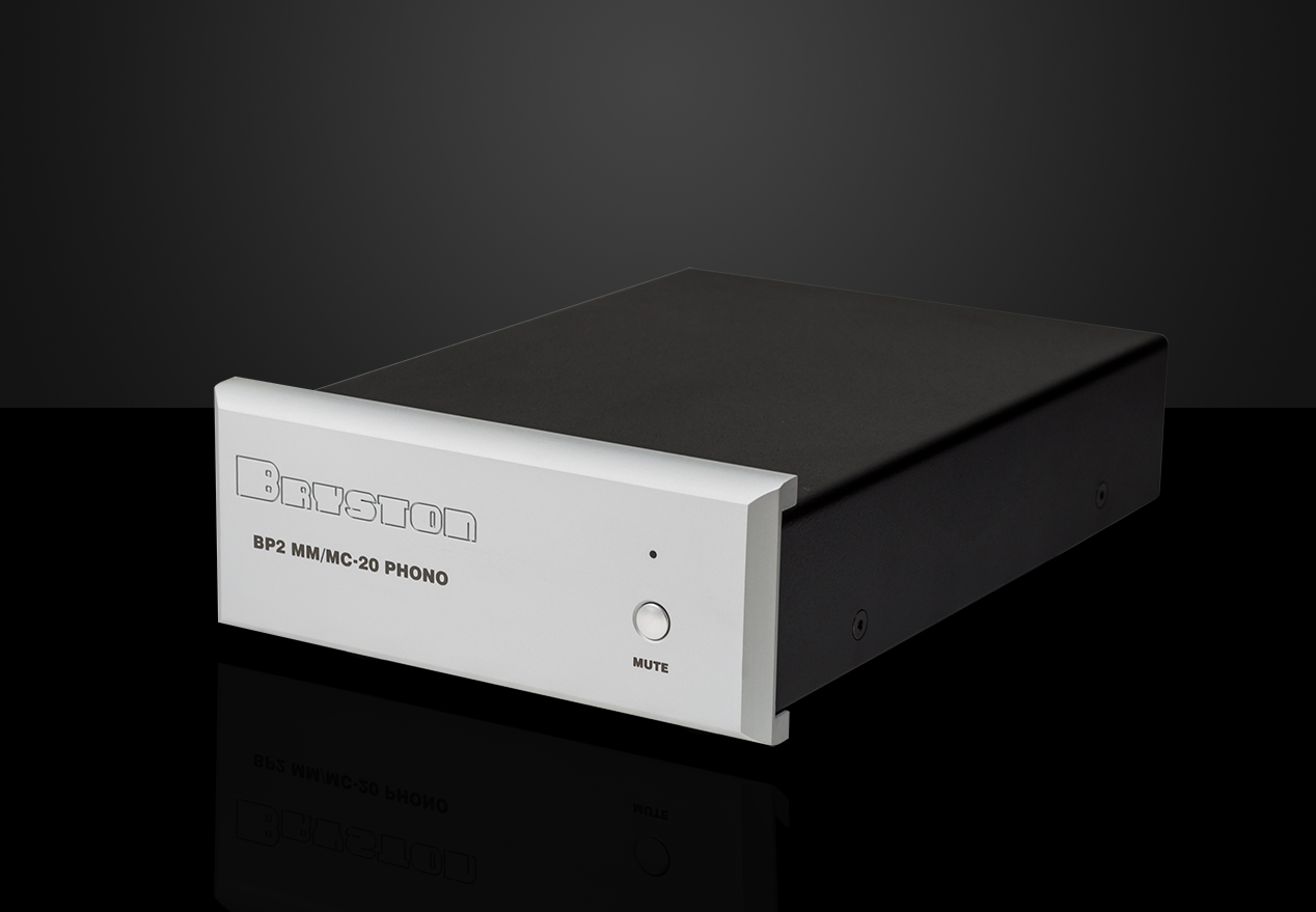Bryston BP-2 MM Phono Preamplifier