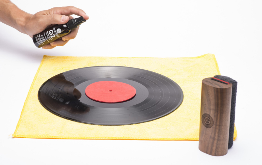 GrooveWasher Record Cleaning Kit