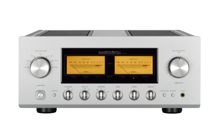 Luxman L-590AXII Integrated Amplifier