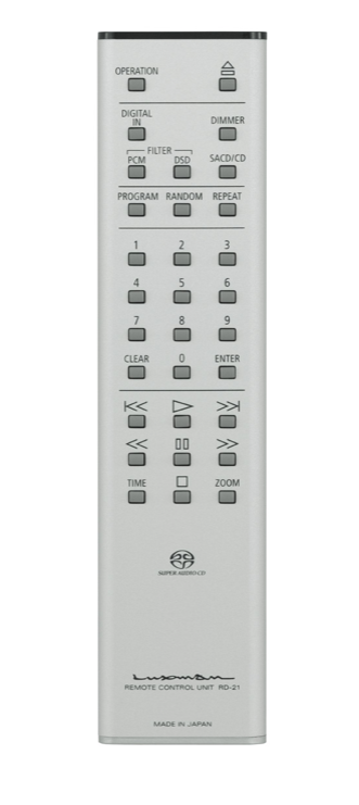 Luxman D-06u Digital Player