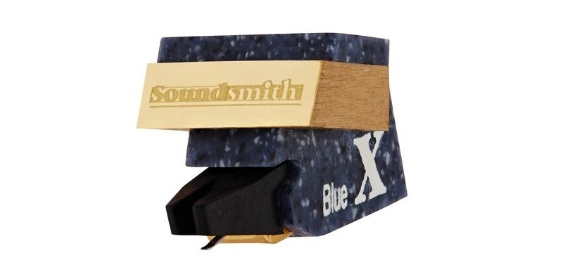 Soundsmith Irox Blue Phono Cartridge