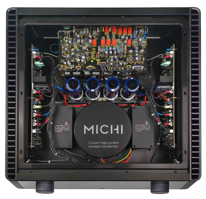 Michi X3 Integrated Amplifier by Rotel