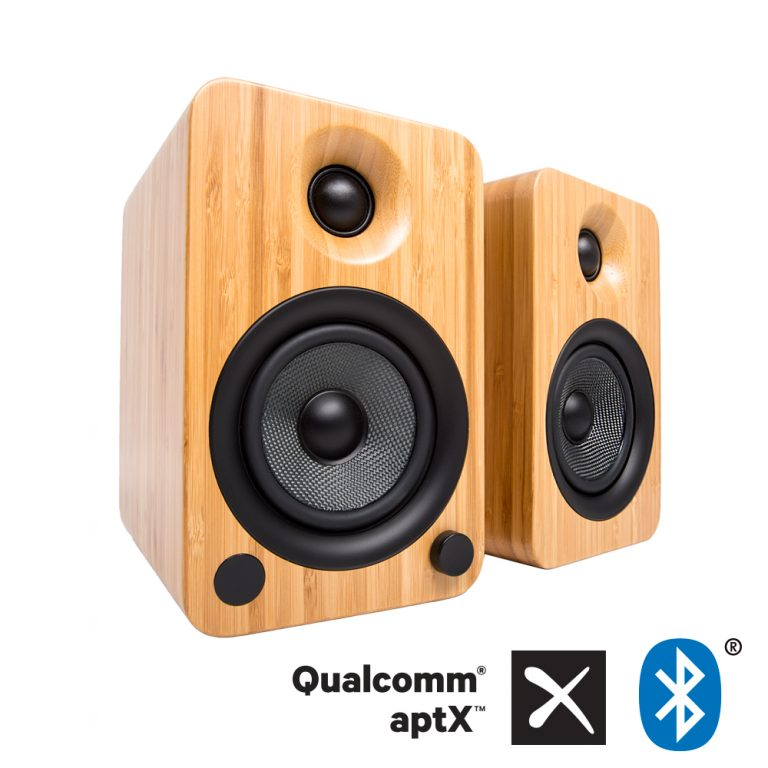 Kanto YU4 Powered Bookshelf Speakers
