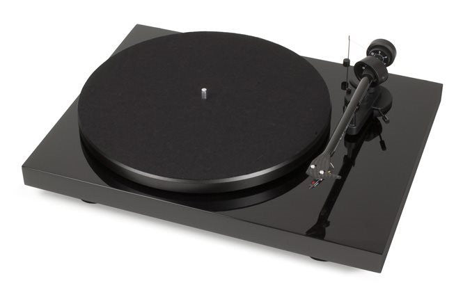 Pro-Ject Debut Carbon Phono USB DC - Black - OPEN BOX