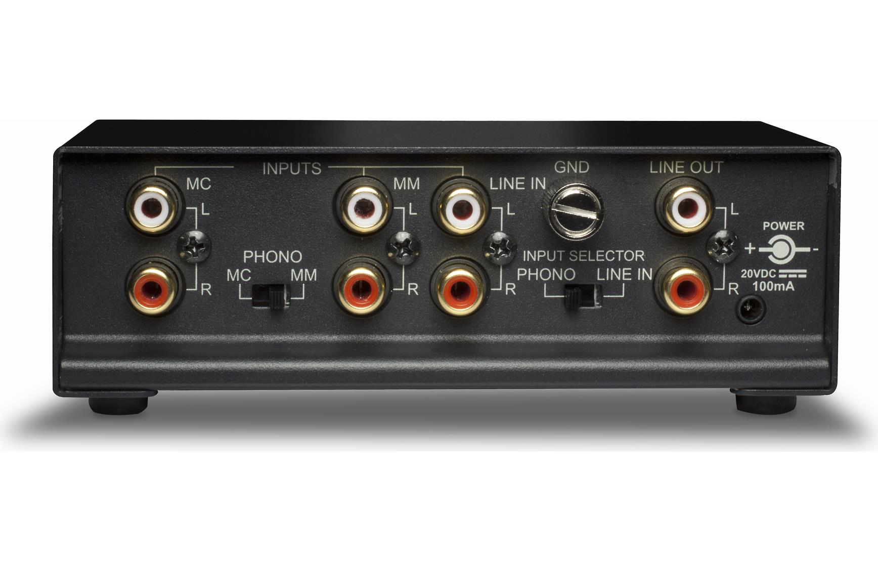 NAD PP 4 Phono Preamplifier with USB Output