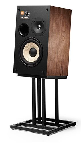 JBL JS-80 Speaker Stands for L82 Bookshelf Speakers