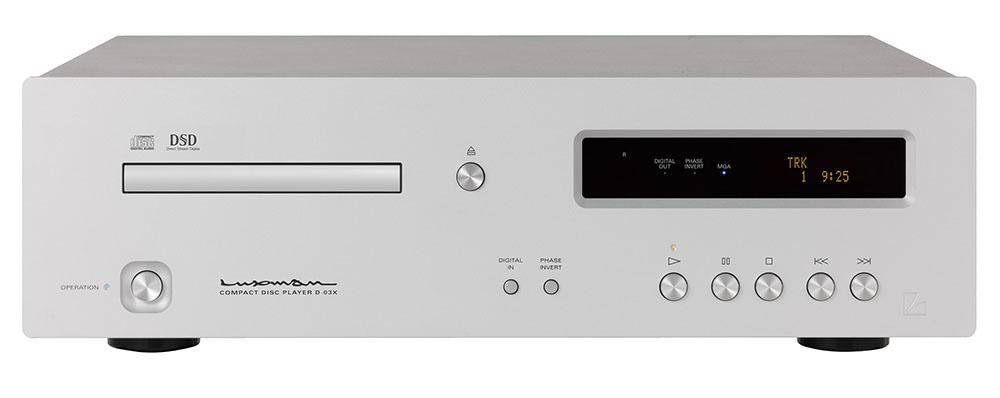 Luxman D-03X CD Player