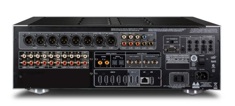 NAD Master Series M17 (V2) AV Surround Sound Preamp Processor