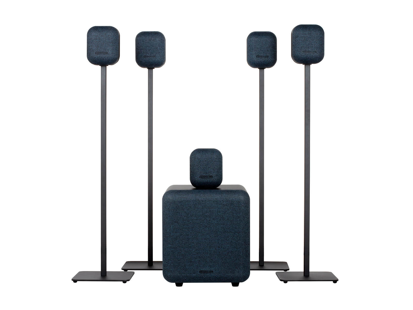 Monitor Audio MASS 5.1 Surround Sound Package - BLACK