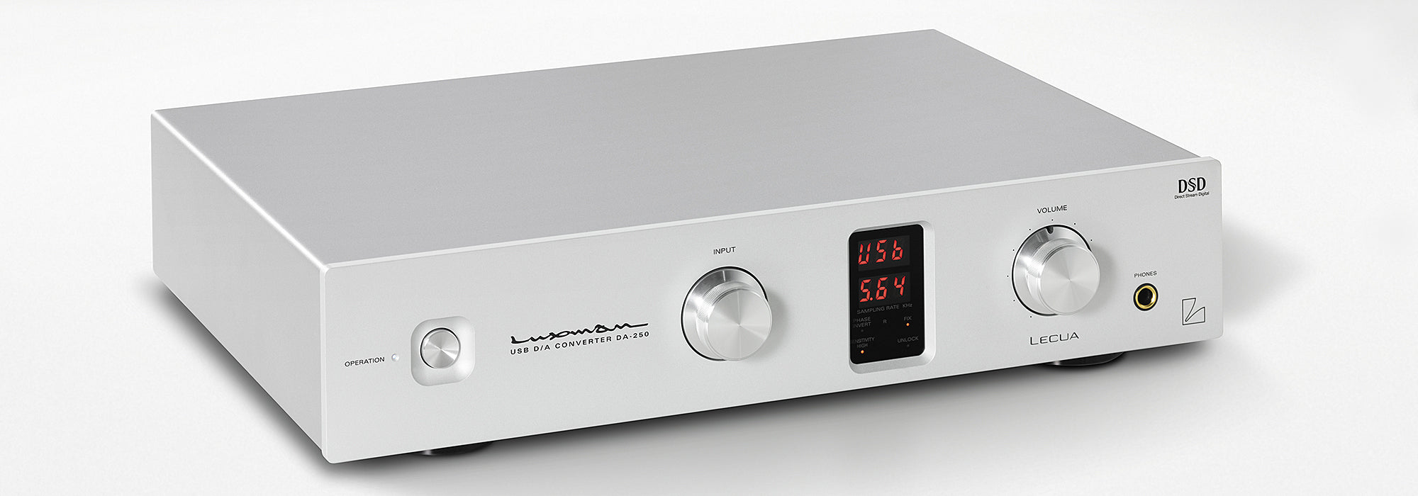 Luxman DA-250 USB Digital to Analog Converter