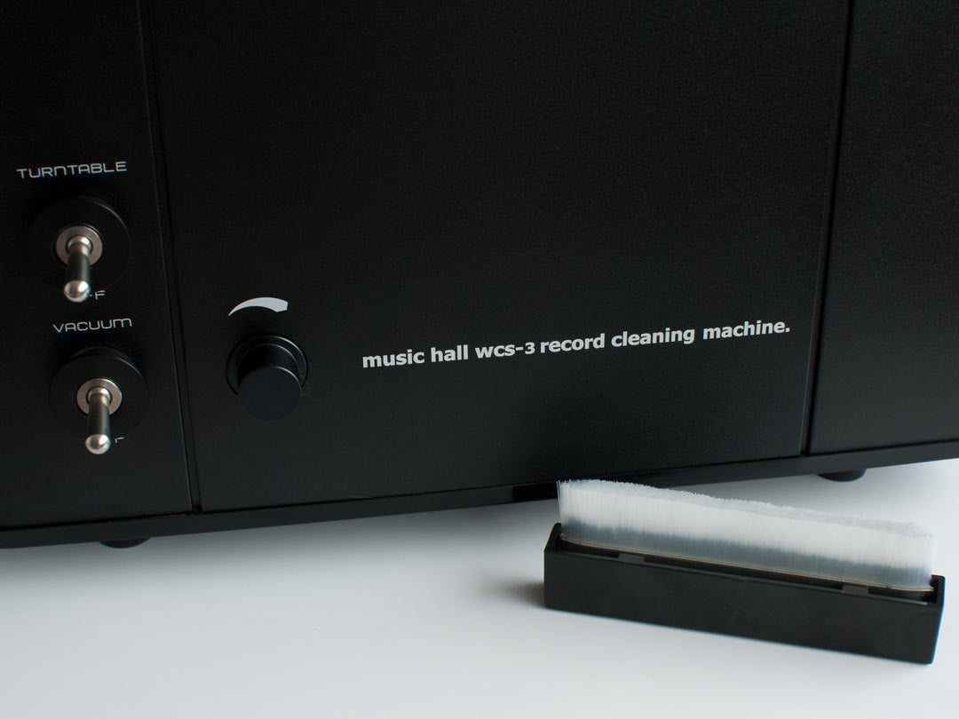 Music Hall WCS-3 Record Vacuum Record Cleaning Machine