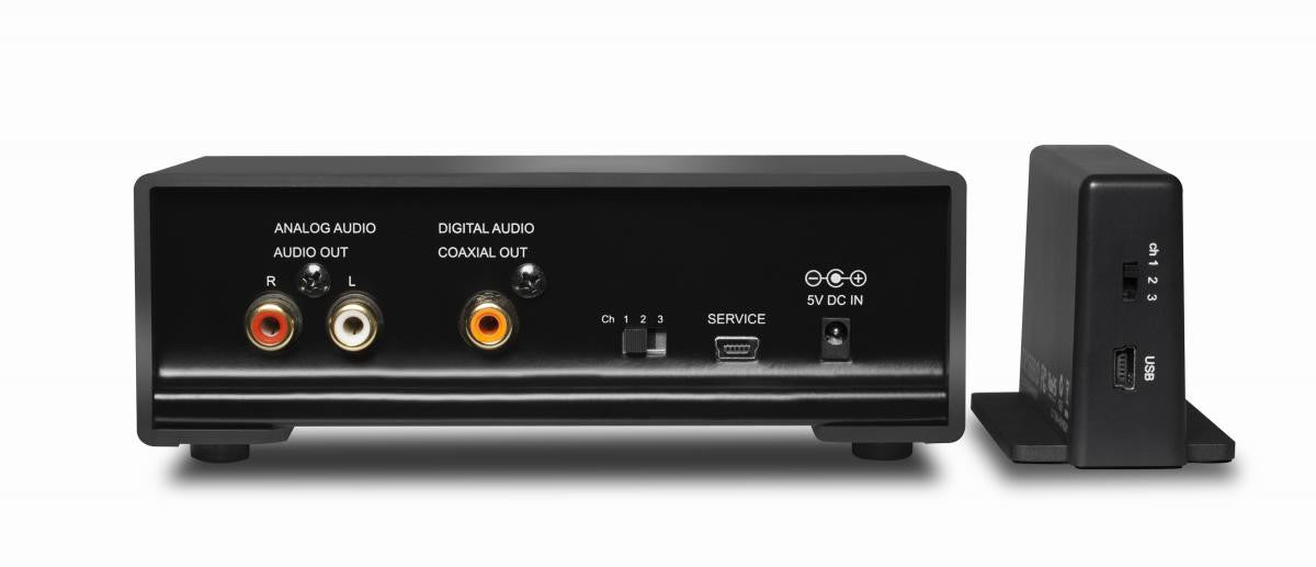 NAD DAC 2 Wireless USB Digital-to-Analog Converter