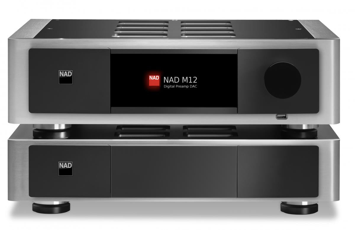 NAD Master Series M12 Digital Preamplifier DAC