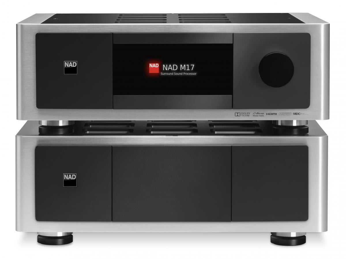 NAD Master Series M17 AV Surround Sound Preamp Processor
