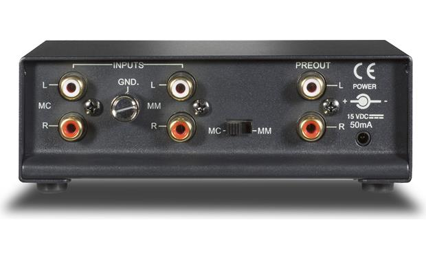 NAD PP 2e Phono Preamplifier for MM and MC Cartridges