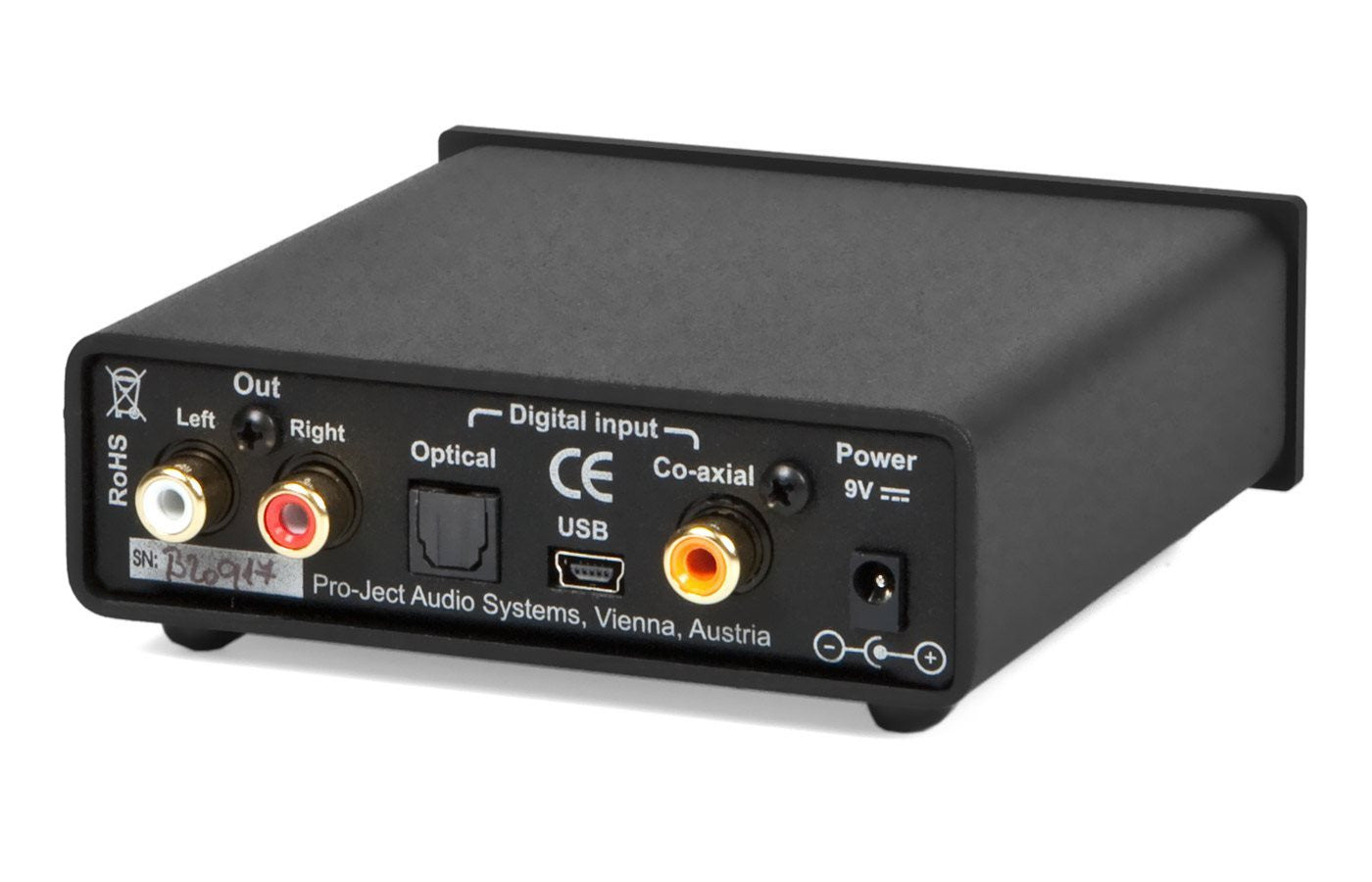 Pro-Ject DAC Box S USB -- OPEN BOX
