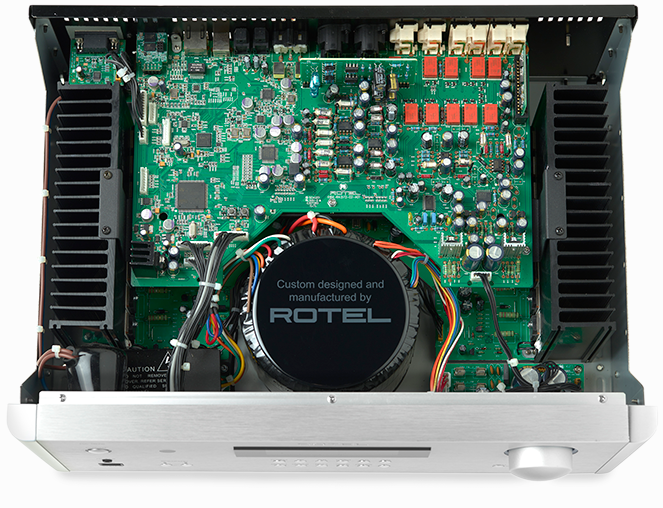 Rotel RA-1572 Integrated Amplifier