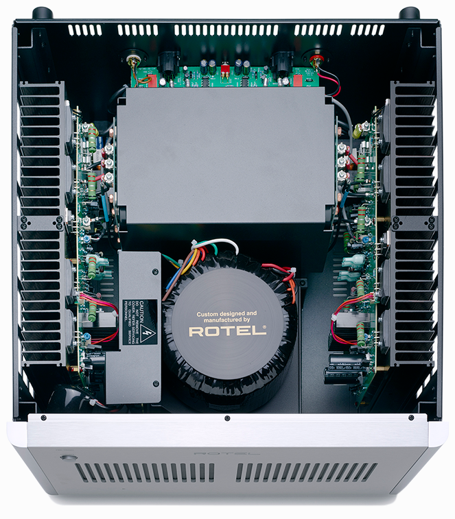 Rotel RB 1590 Power Amplifier
