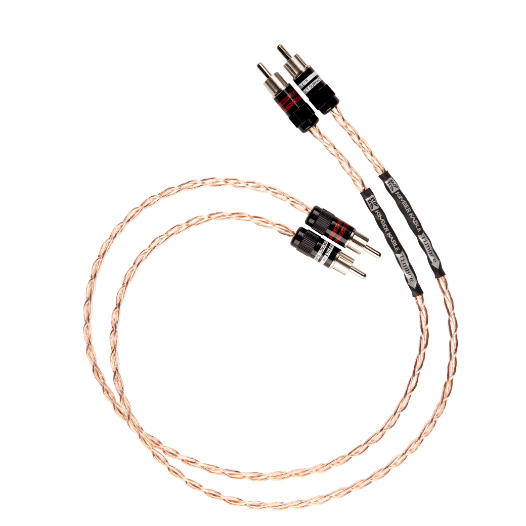 Kimber Kable Timber Audio Interconnects - PAIR