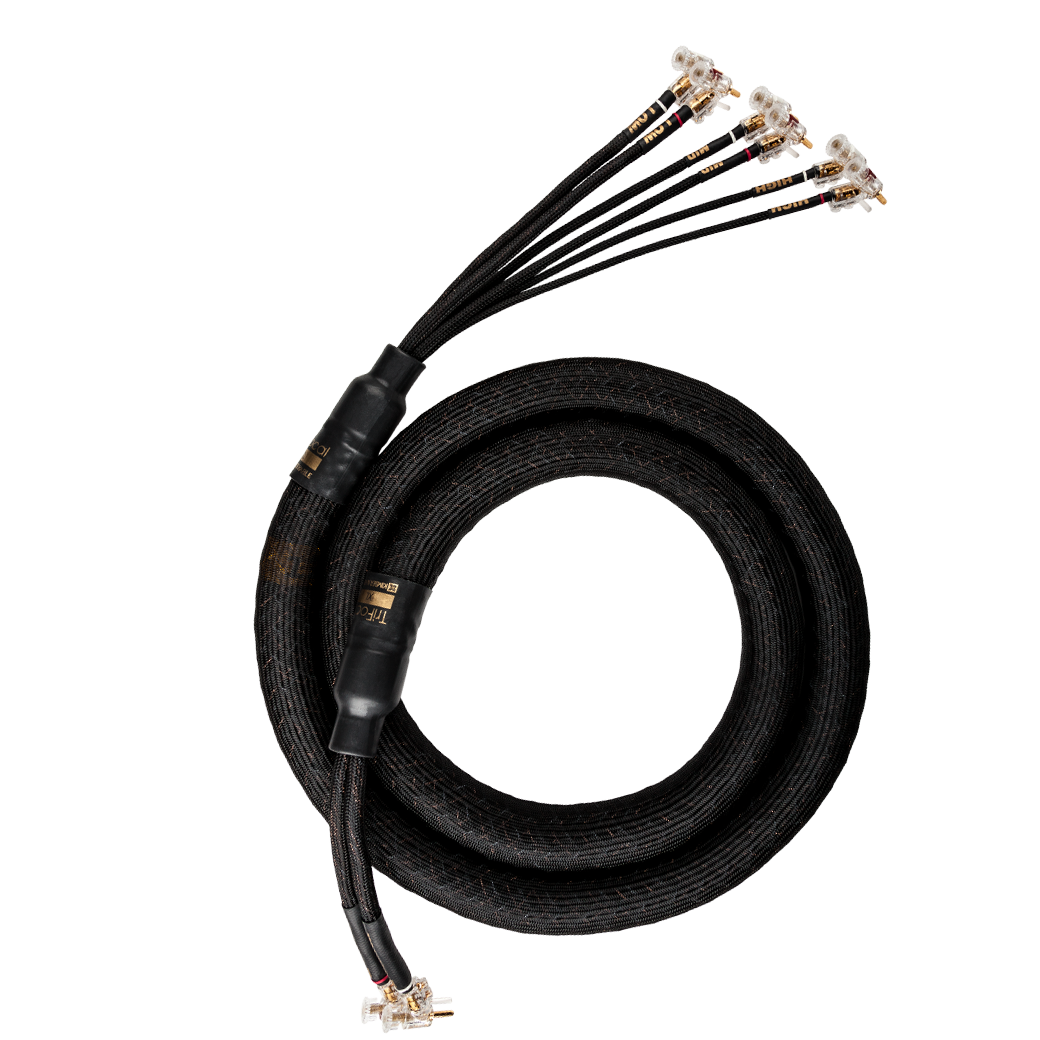 Kimber Kable Trifocal XL Speaker Cables - PAIR