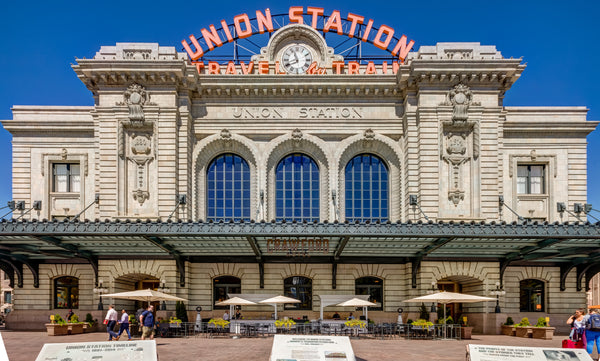 Artful Tour of the Mile High City feat. Denver Union Station's Crawford Hotel
