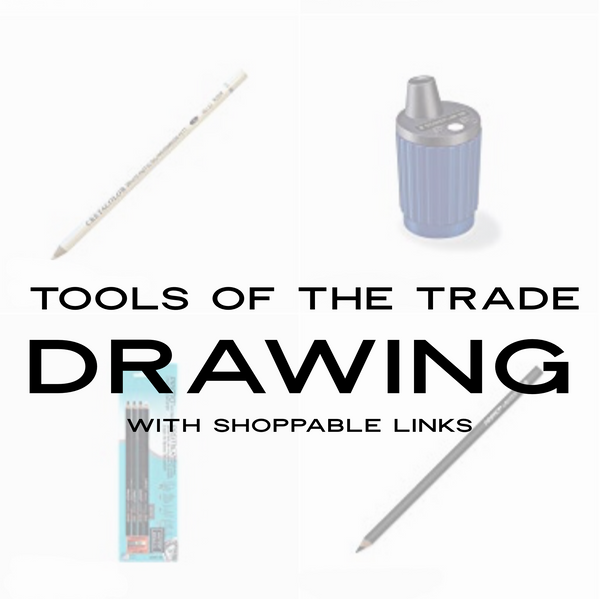 Tools of the Trade: Drawing
