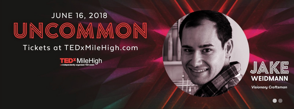 Join me at TEDx MileHigh -- Again!