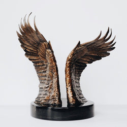 Refuge | Bronze Limited Edition Sculpture