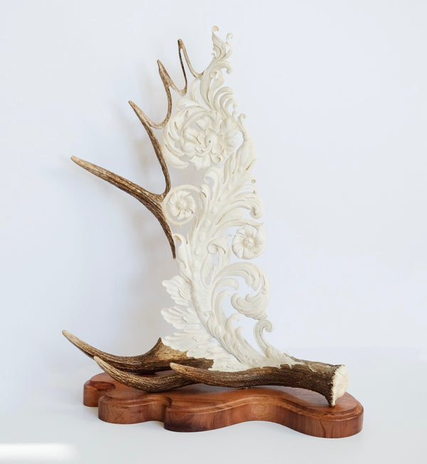 Antler Carving | ORIGINAL